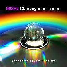 963Hz Clairvoyance Tones Solfeggio, Meditation
