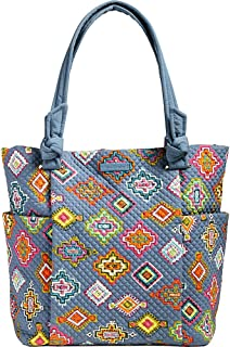 Women's Hadley Tote Painted Medallions One Size