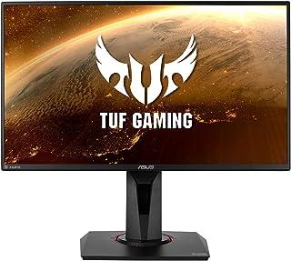 """Asus TUF Gaming VG259QM - Monitor gaming de 24.5"""" FullHD (1920x1080, Fast IPS, 280 Hz, 1 ms GTG, 16:9, LED, ELMB SYNC, G-S..."""
