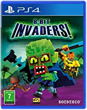 8-Bit Invaders PlayStation 4 by Soedesco