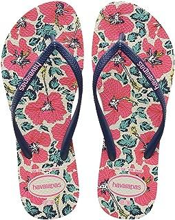 Havaianas Women's Slim Floral Sandal Flip Flop