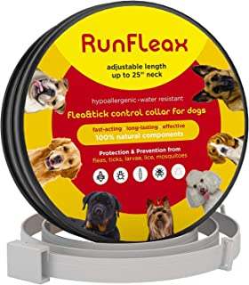 Flеa Collar for Dogs - Prevention Control for Dogs & Cats...