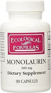 Monolaurin 300 mg 90 Caps