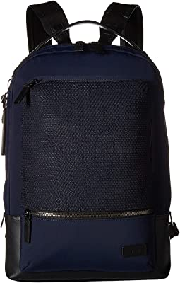 Tumi. Harrison Nylon Webster Backpack.  425.00. Navy Mesh 2630e3716c948