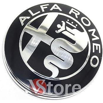 Logo Alfa Romeo de 74/mm pour capot avant ou arri/ère