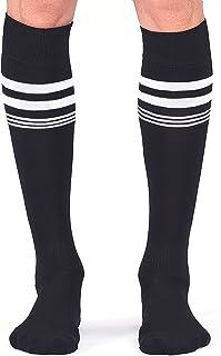 CS CELERSPORT 2 Pack Soccer Socks for Youth Kids, Men and...