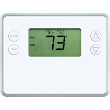 GoControl Z-Wave Battery-Powered Smart Thermostat