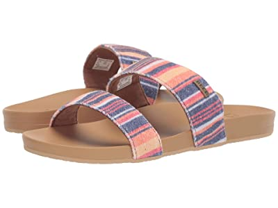 Reef Cushion Bounce Vista TX (Stripes) Women