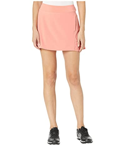 Nike Golf Core 15 Skirt (Pink Quartz/Pink Quartz) Women