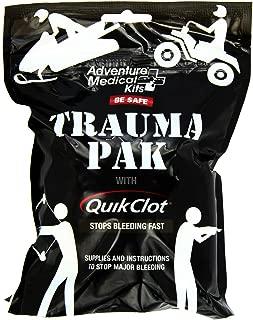 Adventure Medical Kits Trauma Pak w / QuikClot 25g sport 2064-0292 Black (2-PACK)