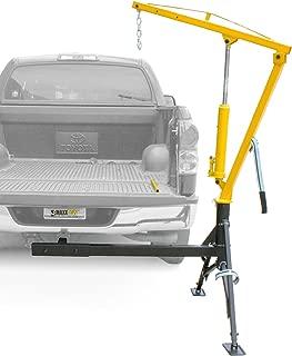 MaxxHaul 70238 Receiver Hitch Mounted Crane - 1000 lbs. Capacity
