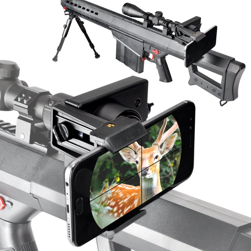 Landove Rifle Scope Smartphone Mounting System Shoot Smart Max 87% OFF lowest price