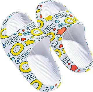 Boys & Girls Beach/Pool Slides Sandals house slippers Kids Water Shoes (Toddler/Little Kid/Big Kid)