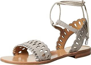 Women's Ruby Suede Flat Sandal