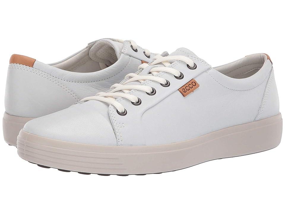 ECCO Soft 7 Sneaker (White) Men