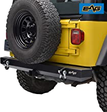 E-Autogrilles 51-0008 EAG Rear Bumper with 2