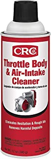 CRC 05078 Throttle Body and Air-Intake Cleaner – 12 oz.