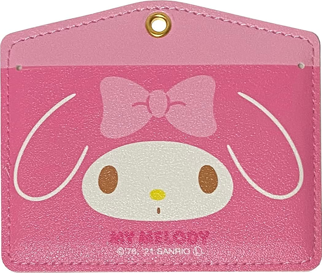 Sanrio Name IC Card Pass Case 55% OFF Holder At the price Face