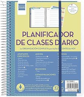Finocam - Planificador de Clases Diario Docente español