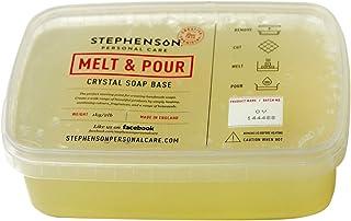 2 Lb Vegan & Kosher Olive - Melt and Pour Soap Base