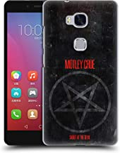 Official Motley Crue SATD Star Albums Hard Back Case Compatible for Huawei Honor 5X / GR5