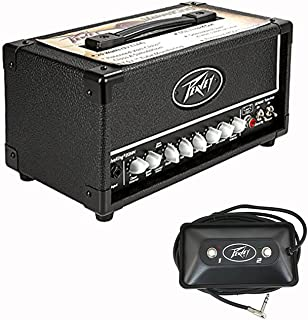 6505 112 Combo amps plus HQRP Coaster 6505 Head ValveKing Windsor HQRP 2-Button Guitar Amp Footswitch for Peavey 03022920 fits Nashville