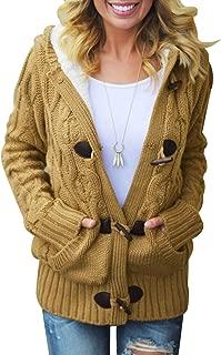 Best knitted hoodies ladies Reviews