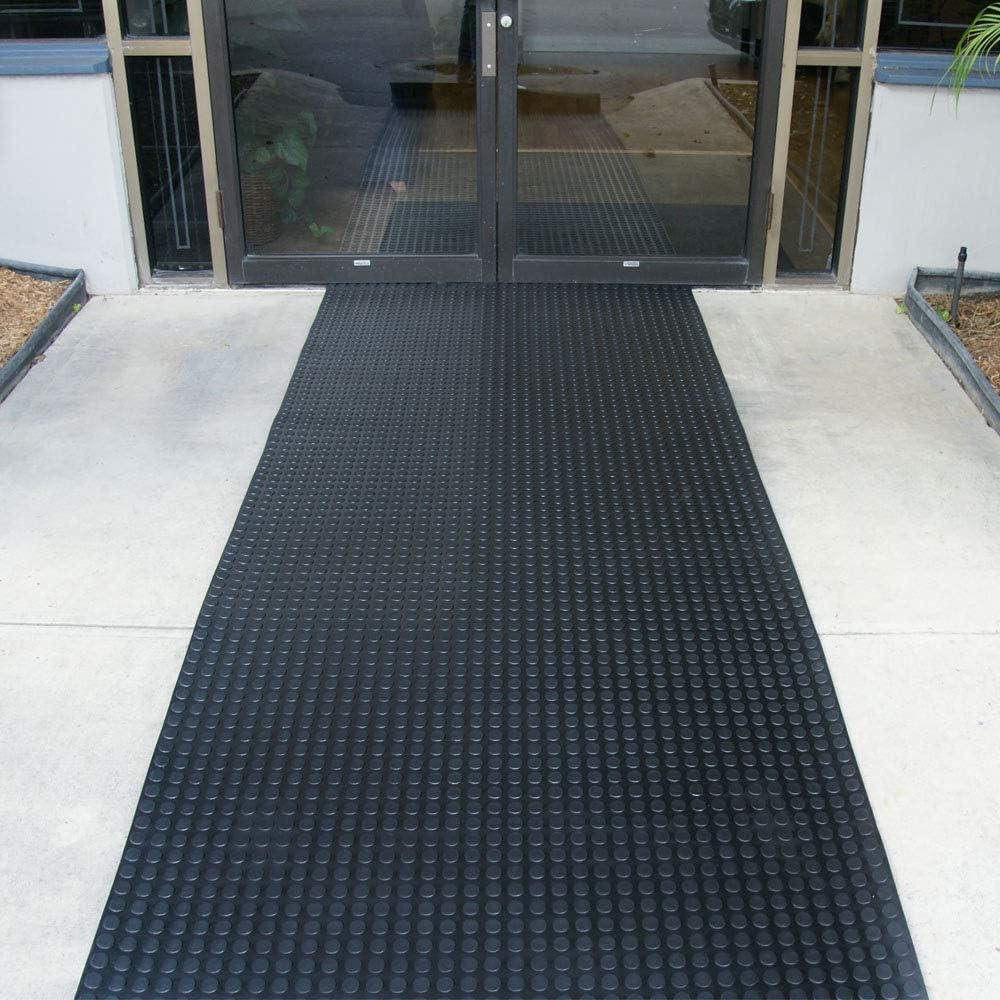Rubber Cal Block-Grip Flooring and Rolling Mat