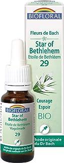 Biofloral | Fleur de Bach | Elixir Floral du docteur Bach n° 29 Star of Bethléem | Etoile de Bethléem en Compte-Gouttes 20 ml