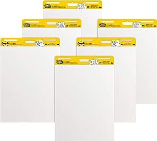 """Post-it Pack promo : Paperboard repositionnable pour chevalet """"Meeting Charts"""" - Lot de 4 +2 gratuits"""