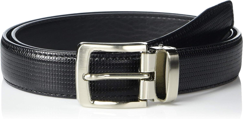 a.x.n.y Boys' Adjustable Textured Belt