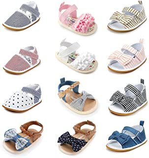 Best baby girl sandals 6-12 months Reviews