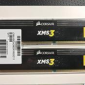 Corsair Cmx8gx3m1a1333c9 Xms3 8gb Ddr3 1333 Mhz Cl9 Computer Zubehör