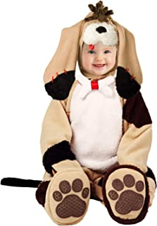 Toddler Baby Infant Puppy Dog Dress up Outfit Halloween Costume