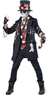 California Costumes Men's Voodoo Dude