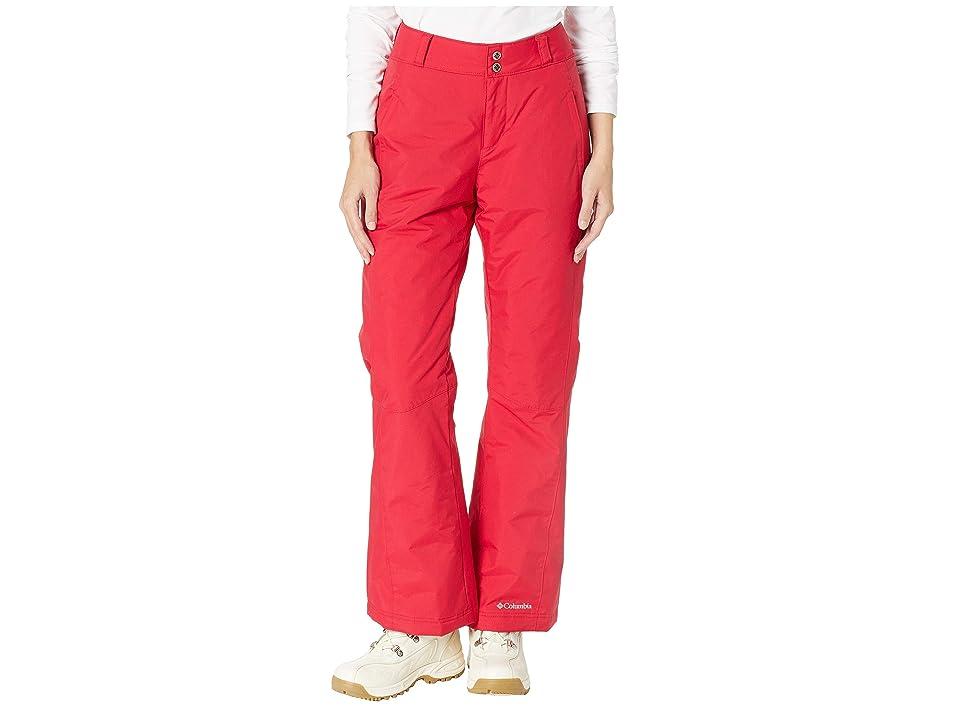 Columbia Modern Mountaintm 2.0 Pants (Red Mercury) Women