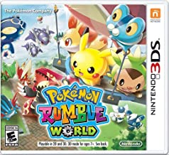 Pokemon Rumble World - Nintendo 3DS Standard Edition