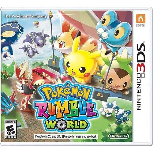 3ds Pokemon Games Amazoncom