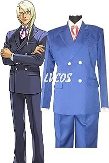 Phoenix Wright 4 Garyu Kirito Cosplay Costume