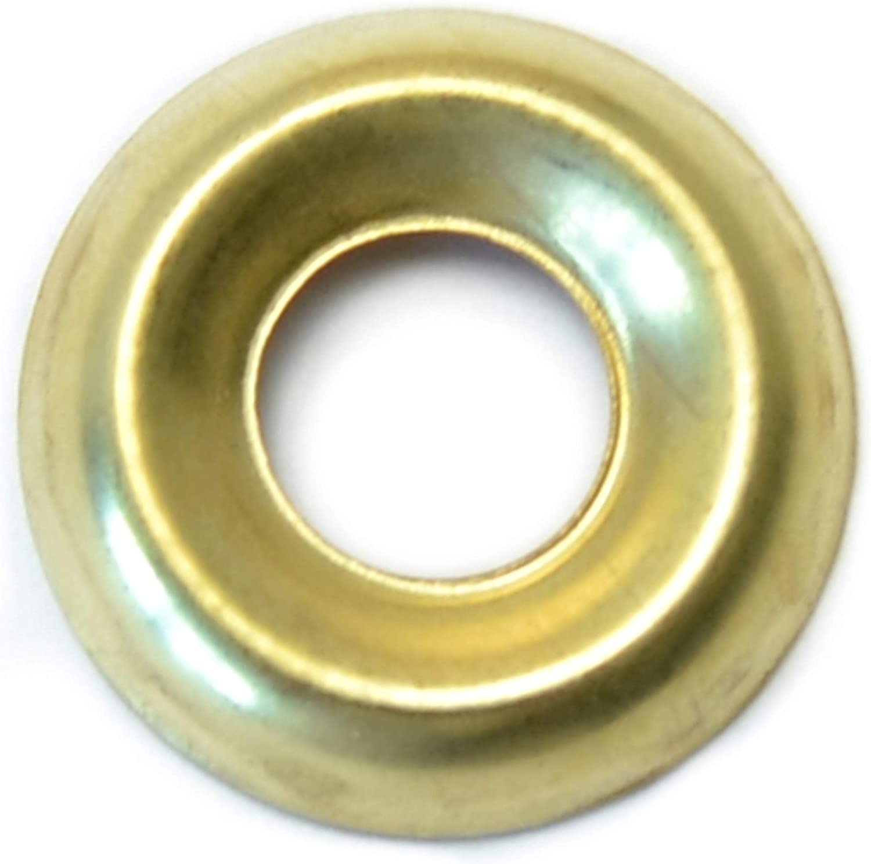 Hard-to-Find Fastener Bargain sale 014973436636 Finishing Bargain Brass Washer P 14