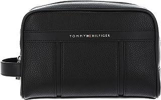 Tommy Hilfiger Th Downtown Washbag, Autres SLG. Homme, Noir, Medium