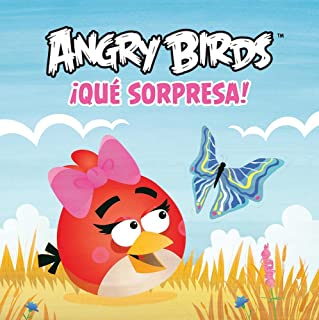 ¡Qué sorpresa! / What a Surprise! (Angry Birds) (Spanish Edition)