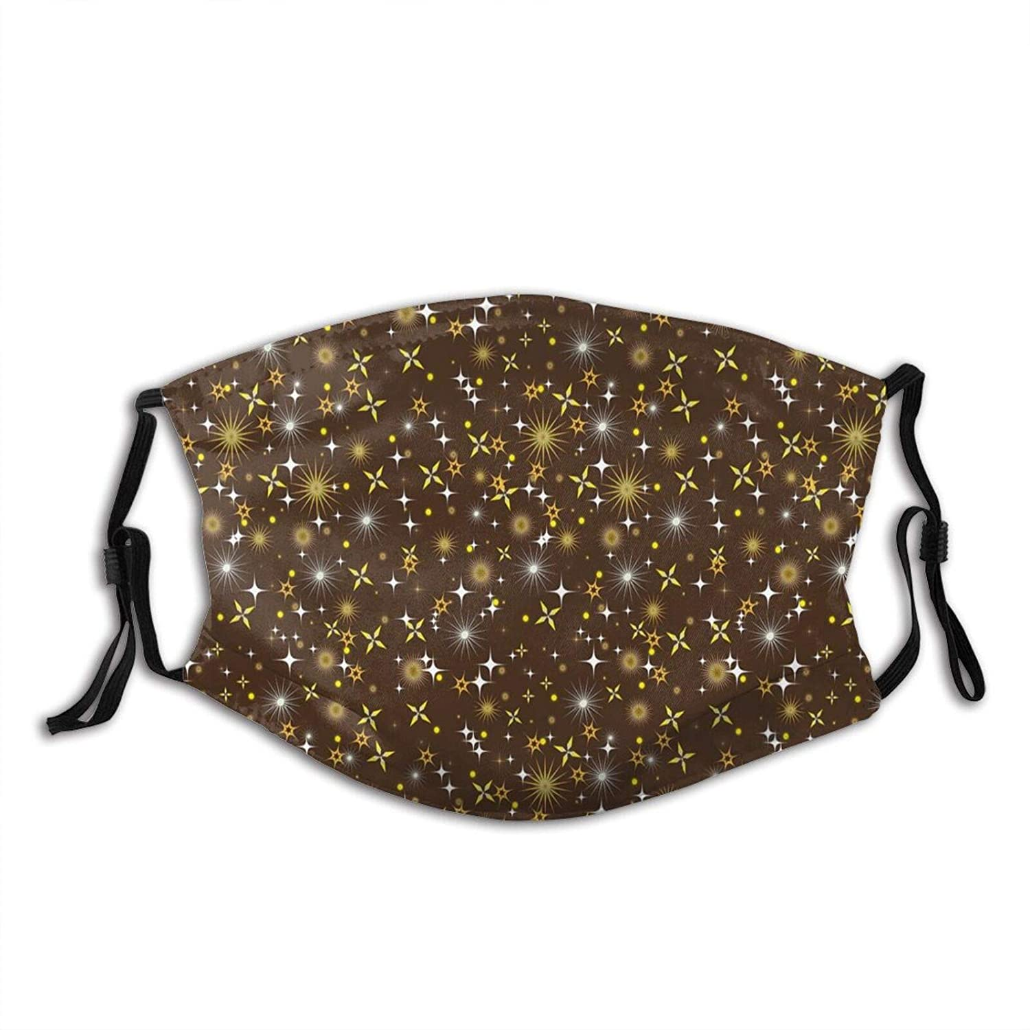 Comfortable favorite Printed mask Star With El Shapes Celestial ...
