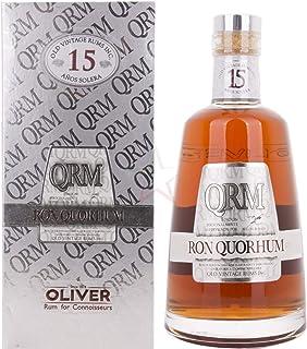 Ron Quorhum 15 Años Solera 40,00% 0,70 Liter