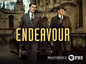 Endeavour Season 5