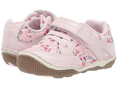 Stride Rite SRT Rosie (Toddler) (Blush Floral) Girls Shoes
