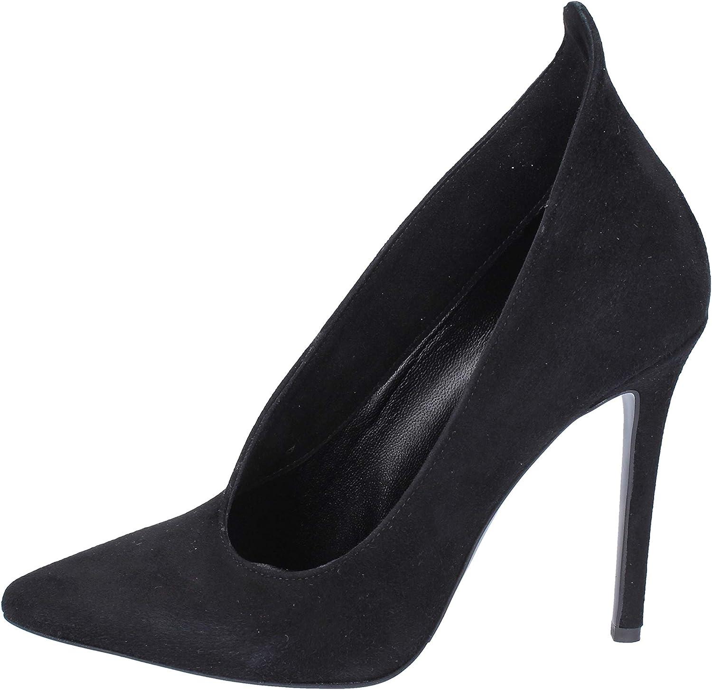 MARC ELLIS Pump -skor kvinnor mocka svart svart svart  bästa service