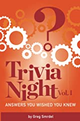 Trivia Night: Answers You Wished You Knew Kindle Edition