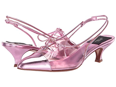Marc Jacobs 40 mm Slingback Pump w/ Toe Cap