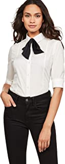 G STAR RAW Core 3D Slim Shirt WMN LS Chemise Femme: Amazon
